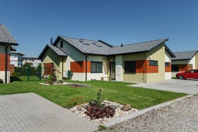 Ve výstavbě, Rodinné domy, 102m² - Ostrava - Nová Bělá, Ev.č.: 00186
