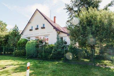 Rodinný dům v centru města s pěknou zahradou NA PRODEJ, Ev.č.: 00290