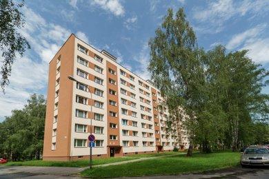 Prodej, velký byt 3+1 v osobním vlastnictví , 78m², Karviná - Hranice, Ev.č.: 00308