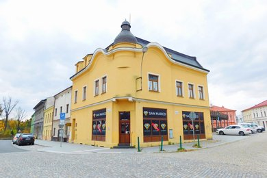 Pronájem, Kanceláře, 22m², Karviná - Fryštát, Karola Śliwky, Ev.č.: 00315