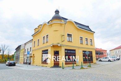 Pronájem, Kanceláře, 19m², Karviná - Fryštát, Karola Śliwky, Ev.č.: 00323