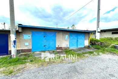 Prodej, garáž Na Vyhlídce, Karviná - Nové Město, 29 m², Ev.č.: 00355