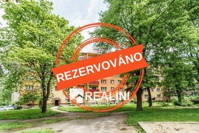 Prodej, byt 2+1 s balkonem, Březová, Karviná - Ráj, Ev.č.: 00359
