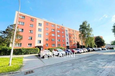Nabízíme podnájem bytu 2+1 s lodžií a výtahem v Karviné na ulici Na Kopci, Ev.č.: 00367