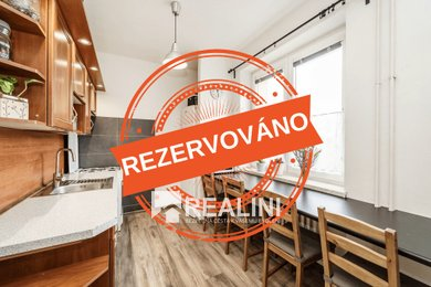 Podnájem bytu 2+1 s balkonem, Na Kopci, Karviná - Mizerov, Ev.č.: 00370