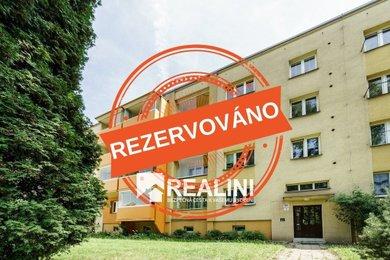 Prodej bytu 2+1 v osobním vlastnictví k rekonstrukci, Karviná, ulice Haškova, Ev.č.: 00373