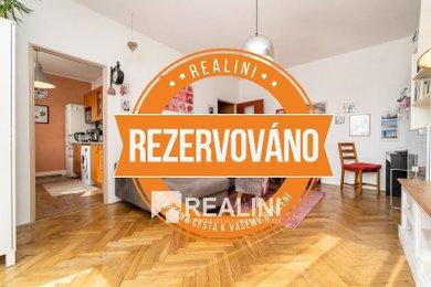 Byt 2+1 s lodžií v osobním vlastnictví  v Karviné na ulici tř. Těreškovové, Ev.č.: 00386