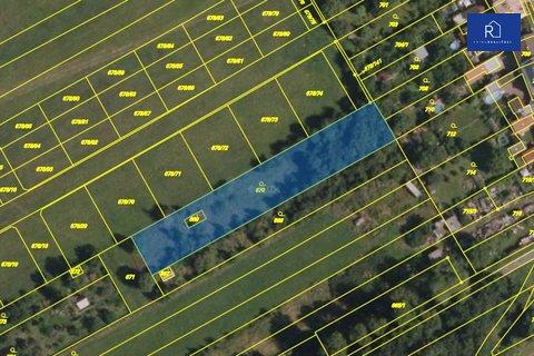 Foto katastr mapa