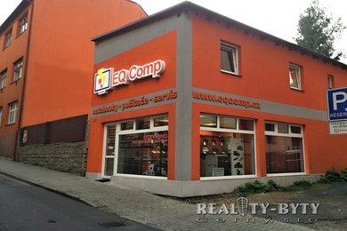 Bydlení s prostorem k podnikání v centru města Liberec - Truhlářská ul., Ev.č.: 262512