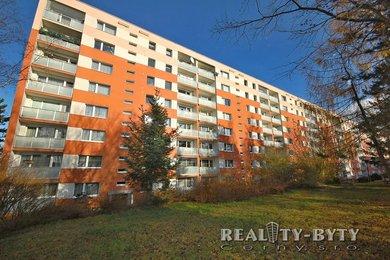 Pronájem bytu 3+1 s lodžií, Liberec, Broumovská - Sametová ulice, Ev.č.: 835511
