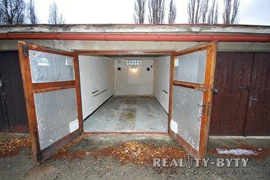 Prodej řadové garáže, Liberec, Ruprechtice - Rychtářská ulice, Ev.č.: 262711