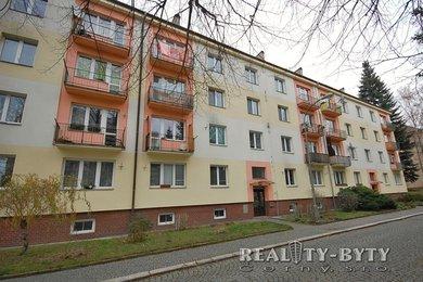 Pěkný, zrekonstruovaný byt 2+1 s balkonem, Liberec, Králův Háj - SNP, Ev.č.: 835611