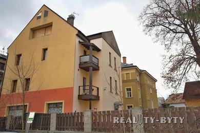 Pronájem atypického bytu 2+kk, Liberec, centrum - Orlí ul., Ev.č.: 837111
