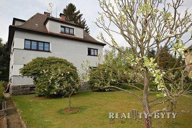 Pronájem bytu 3+1 v RD se zahradou, Liberec, Ruprechtice – ul. Vrchlického, Ev.č.: 840411