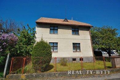 Prodej rodinného domu se zahradou, Turnov - Pacltova ul., Ev.č.: 263811