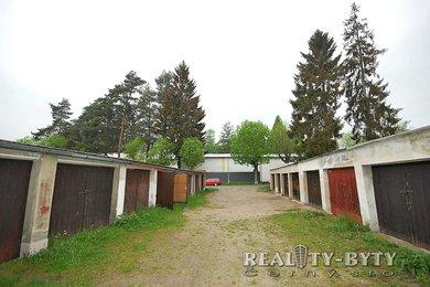 Zděná, řadová garáž, Liberec, Staré město - Údolní ul., Ev.č.: 263711