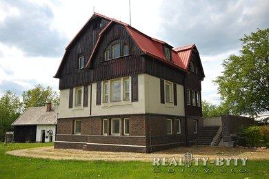 Prodej historické vily s krásným pozemkem, Osečná - Druzcov, okr. Liberec, Ev.č.: 263911