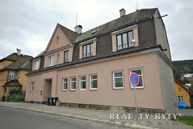 Zrekonstruovaný byt 1+kk v cihl. domě, Josefův Důl, okr. Jablonec n/N., Ev.č.: 264011