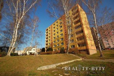 Prodej bytu 2+1, Liberec, Staré Pavlovice - Jabloňová ul., Ev.č.: 264411