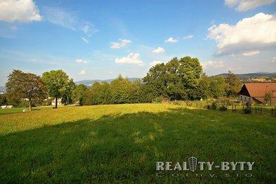 Prodej krásného pozemku pro stavbu RD, Liberec – Šimonovice, Ev.č.: 265111