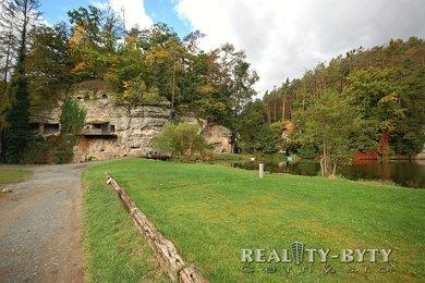 Jedinečná nabídka skalního obydlí v chráněné krajinné oblasti na Kokořínsku, Ev.č.: 265311