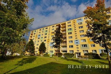 Prodej bytu 2+1 s krásným výhledem, Liberec, Kunratická - Aloisina výšina, Ev.č.: 265411