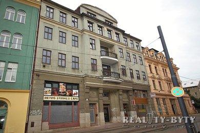 Rozestavěná bytová jednotka v podkroví domu, Liberec, centrum - Vzdušná ul., Ev.č.: 265511