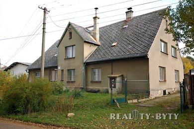 Dvougenerační rodinný dům, Liberec, Vesec - Česká ul., Ev.č.: 265911