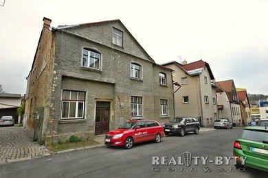Mezonetový byt 2+kk v cihl. domě se zahradou, Jablonec n/N. - ul. Karla Čapka, Ev.č.: 266511