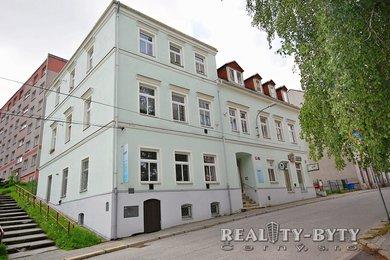 Krásný podkrovní byt 2+1, Liberec, klidné centrum - Františkovská ul., Ev.č.: 850411