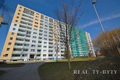 Prodej bytu 2+kk s lodžií, Liberec, Rochlice - Dobiášova ul., Ev.č.: 266611