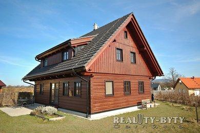 Novostavba rodinného domu v lokalitě Českého ráje - Vlastibořice u Turnova, Ev.č.: 266211