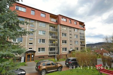 Prodej bytu 2+kk ve střešní nástavbě, Liberec, Vratislavice n/N - Dlážděná ul., Ev.č.: 267211