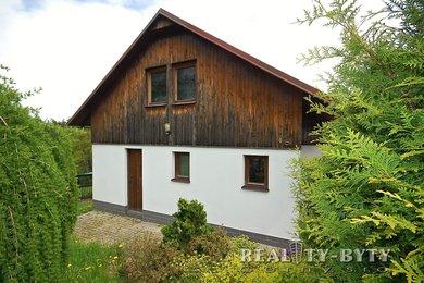 Prodej chaty se zahradou v nádherné lokalitě, Panenská Hůrka u Chrastavy, Ev.č.: 267511