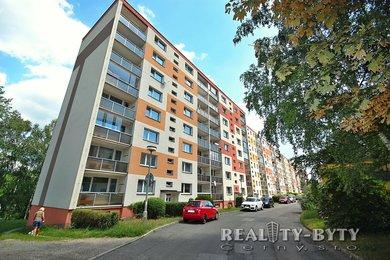 Zrekonstruovaný byt 3+1 s lodžií, Liberec, Broumovská - ul. Vlnařská, Ev.č.: 851911
