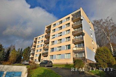 Prodej bytu 2+1 s vl. plyn. kotlem, Liberec, Horní Kopečná - ul. Majakovského, Ev.č.: 267611