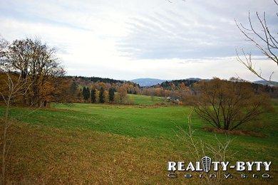 Prodej krásného, rozlehlého pozemku, Krásná Studánka u Liberce, Ev.č.: 225311