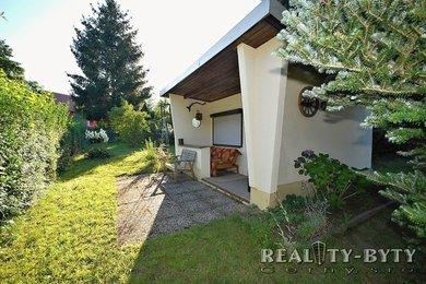 Krásná zahradní chatka se zahrádkou nedaleko rekreační lokality Kristýna, Ev.č.: 268211