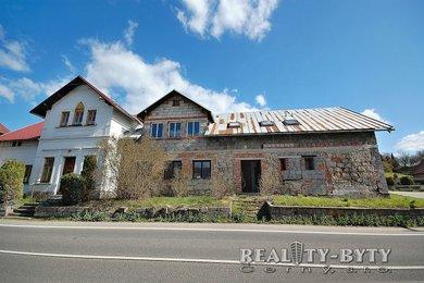 Prodej hrubé stavby apartmánového domu v Českém ráji, Rovensko pod Troskami - Ktová, Ev.č.: 268111