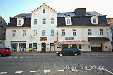Pronájem zavedené restaurace v centru města, Liberec – Barvířská ul., Ev.č.: 853411