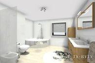 1 koupelna 3 V