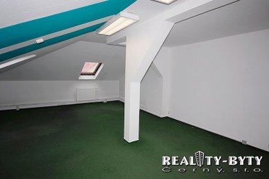 Prostorná podkrovní kancelář, Liberec, centrum - Na Rybníčku, Ev.č.: 762512