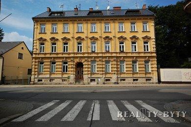 Prodej bytu 2+1 v cihlovém domě se zahradou, Jablonec n/Nis. - Podhorská ul., Ev.č.: 268811