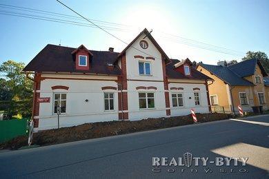 Podkrovní byt 3+kk se zahradou, Liberec, Machnín – Rynoltická ul., Ev.č.: 854211