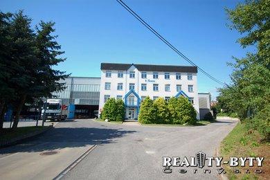 Kancelářské prostory v areálu Ferony, Liberec, Vesec - Kašparova ul., Ev.č.: 731011