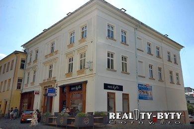 Atypický, podkrovní prostor v samotném centru města Liberec - Kostelní ul., Ev.č.: 830112