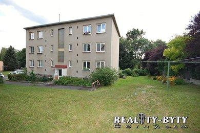 Zařízený byt 3+1 s prostornou terasou, Jablonec nad Nisou - Polní ul., Ev.č.: 831111