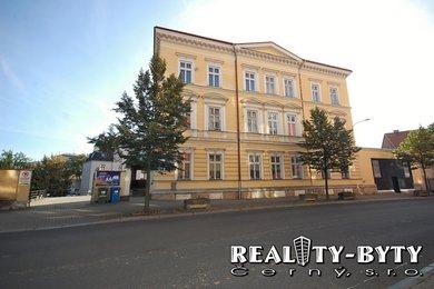Kancelář s parkovacím stáním, Liberec, centrum - ul. Na Rybníčku, Ev.č.: 833111