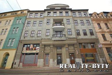 Zajímavý, velice prostorný byt 3+1, Liberec, centrum - Vzdušná ul., Ev.č.: 261711