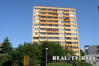 Pronájem slunného bytu 1+1 s lodžií, Liberec, centrum - Matoušova ul., Ev.č.: 833611